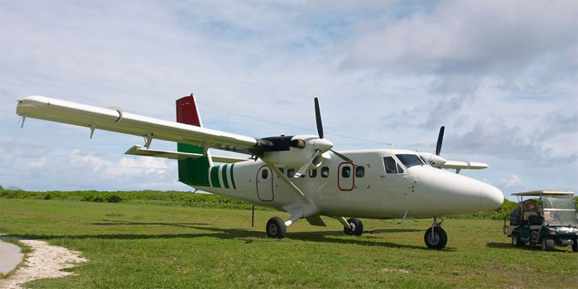DHC6 Twin Otter 400