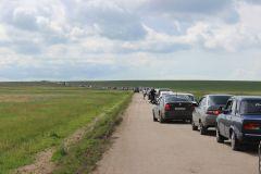 4 июня 2016, Авиадартс, Крым. Дорога на Чауду