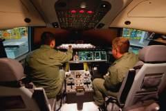 Подготовка систем управления полётом