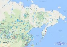 Аэродромы Восточной Сибири и Дальнего Востока