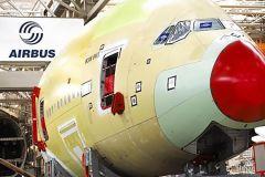 Строительство первого А380