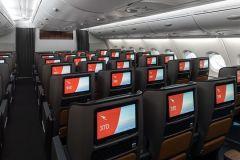 Капремонт в салонах Qantas