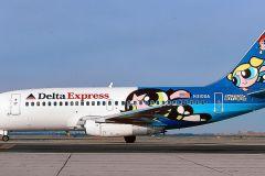 Delta Express B737-200
