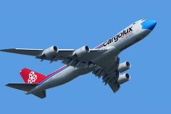 Cargolux B747-8