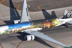 Air New Zeland - Hobbit