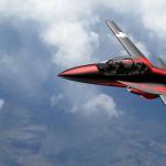 Спортивно-пилотажный реактивный самолет СР-10