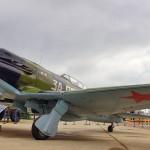Поисковики из Санкт-Петербурга подняли из болота истребитель времён ВОВ и останки пилота