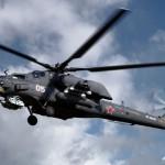 БКО «Витебск» защитит ударный вертолёт Ми-28НМ от поражения с земли и воздуха