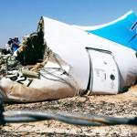 Комиссия устанавливает, в какой точке началось разрушение российского A321