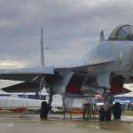 Россия начала поставки Су-35С в Китай