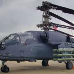 Вертолёты Ка-52 поступают в армейскую авиацию