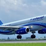 Мексиканская авиакомпания InterJet оставила в своем парке только самолёты SSJ100