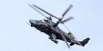 Ка-52 вошёл в тройку самых скоростных вертолётов мира