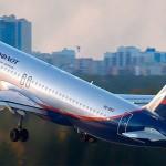 Сезонные тарифы в Крым и Калининград от Аэрофлота