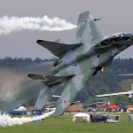 Сербия получит шесть истребителей МиГ-29 до конца апреля