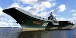 Авианосец «Адмирал Кузнецов» оснастят корабельными МиГами и вертолетами «Катран»