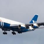 «Порой они возвращаются» — Ил-96-400М