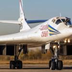 Очередной Ту-160 после модернизации поступил на службу Минобороны России