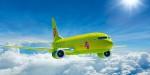 S7   временно приземляет Boeing 737 MAX