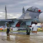 До конца 2018 года ВКС России получат более 30 истребителей Су-30СМ