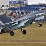 Су-35С — многофункциональный истребитель