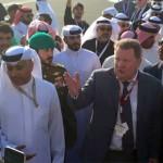 Король Бахрейна осмотрел новейшие российские вертолёты