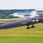 Выполнена серийная модернизация очередной партии противолодочных самолётов Ил-38Н