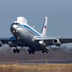 Ил-96 станет базовым самолётом для воздушных командных пунктов третьего поколения