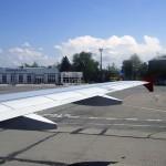 Начались льготные авиаперевозки в Крым