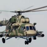 На МАКС-2017 впервые покажут перспективный военно-транспортный вертолёт Ми-171Ш-ВН