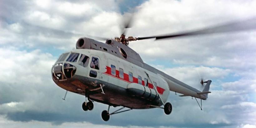 К юбилею первого полёта вертолёта «ста профессий»