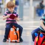 В июле пассажиры стали чаще летать с детьми