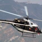 Росавиация разрешила летать «Ансату» в высокогорье