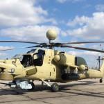 Завершаются испытания лазерной системы защиты вертолёта Ми-28НМ от ракет