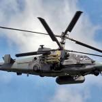 В 2017 году ВКС получат 12 вертолётов Ка-52 «Аллигатор»