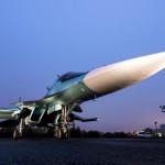 Минобороны получит сотый бомбардировщик Су-34