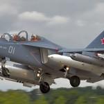 Як-130 — учебно-боевой самолёт