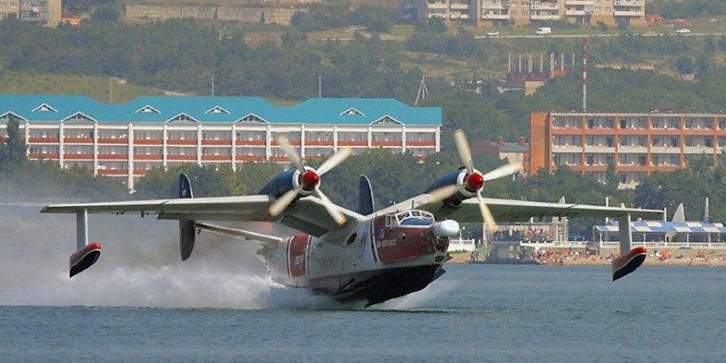 Бе-12П-200