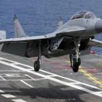 РСК «МиГ» участвует в индийском тендере на поставку палубных истребителей