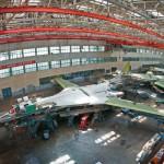 Ряд работ по воспроизводству Ту-160 идёт с опережением графика