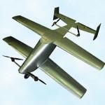 Начались лётные испытания беспилотного конвертоплана «Конверт-8»