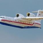 Самолёты-амфибии Бе-200 помогли Португалии за неделю сократить на порядок число природных пожаров