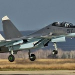 В Крыму сформирована полноценная эскадрилья истребителей Су-30СМ (видео)