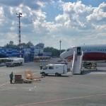 Международный аэропорт «Симферополь» перешёл на весенне-летнее расписание