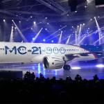 МС-21-300 — в Иркутске презентовали новейший пассажирский самолёт