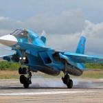 К лету 2020 ВКС получит заключительные четыре бомбардировщика Су-34 по текущему контракту