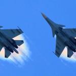Минобороны перебросило истребители Су-30СМ в Заполярье