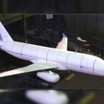 В ЦАГИ завершились исследования на флаттер модели SSJ100 с увеличенной дальностью полёта