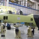 Первый комплект шасси для УТС Як-152 передан корпорации «Иркут»