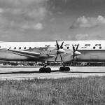 4 июля 1957 состоялся первый полёт пассажирского самолёта Ил-18